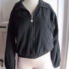 Lot of 2 Vintage Kaelin Flannel Lined Track Athletic Windbreaker Zip Up Jacket S
