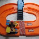 Vintage 1974 Playmates Putt Putt Speedway Race Track People Cars Driver 1974 USA