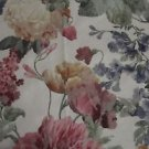 Vintage Tiffany Garden Print Fabric 15 yards Shabby Chic Tapestry Jacquard NOS