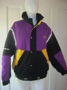 Vintage? Ski-Doo Sno Gear Rotax Winter Snowmobiling Parka Jacket Coat Mens sz L