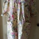 The Tog Shop Petites Housedress Nightgown Nightie Muu Muu Loungewear sz PM