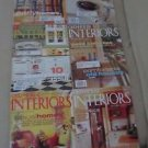 Old House Interiors Back Issues Magazines Lot 6 Entire Year 2005 DIY Remodeling