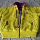 Vintage Nevica FS Function System Fleece Winter Ski Snowboard Jacket size 8/34L