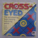 New Cross-Eyed Eye Popping Brain Teaser Matching Game 2-6 players Mindware 2004