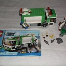 Lego City Garbage Truck 4432 RETIRED Complete ? Minifigures Instructions parts