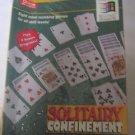 New Solitary Confinement CD-Rom Computer Game for Microsoft Windows 95 + 8 Bonus