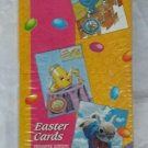 NOS 1995 Fleer Premiere Edition Easter Cards Stories Box Pack Unicorn Publishing