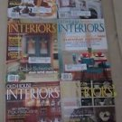 Old House Interiors Back Issues Magazines Lot 6 Entire Year 2007 DIY Remodeling
