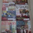 Old House Interiors Back Issues Magazines Lot 6 Entire Year 2001 DIY Remodeling