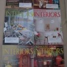 Old House Interiors Back Issues Magazines Lot 6 Entire Year 2008 DIY Remodeling