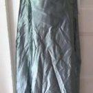NOS 80's Scott McClintock Petites Millenium 2000 metallic Formal Skirt 12P Prom