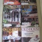 Old House Journal Back Issues Magazines Lot of 6 Entire Year 1997 DIY
