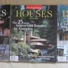 Taunton's Fine Homebuilding Houses Annual 2004 2005 2006 Back Issues Magazines