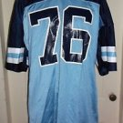 Powers University of Maine Black Bears # 76 Hockey Football Jersey Mens XL USA