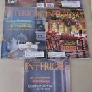 Old House Interiors Back Issues Magazines Lot of 5 Various DIY Home Remodeling