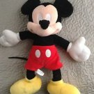 Vintage? Mickey Mouse plush stuffie Walt Disney World Stuffed animal with a tail