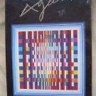 NEW Yaacov Agam Big Bang Abstract Fine Art Jigsaw Puzzle 500 + pieces Rare