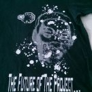 Lost future of The Project Dharma tee tshirt t-shirt television show mens XL TV
