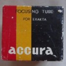 Vintage ACCURA EXTENSION FOCUSING TUBE SET FOR EXAKTA CAMERAS JAPAN In Box