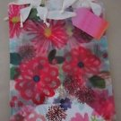 Opaque Floral Hallmark Expressions All Occasion Gift Bags Garden Flowers Ribbons