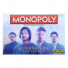 Monopoly Supernatural Board Game Hot Topic Exclusive PreRelease Rare NISB NEW TV