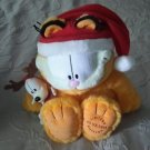 "Macy's Limited 25 Years Edition Plush/Garfield w/Odie attached 19"" stuffed cat"