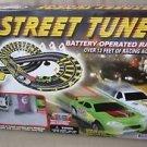 NOS Artin Street Tuners Speedway Slot Car Racing Track Set 103003K 08AT3 Muscle