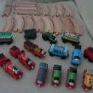 Thomas the Train and Friends Lot Engines Tenders Metal Wood Tracks Lg Collection
