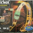 k'Nex Raptor's Revenge Roller Coaster Building Set 617 pieces Motorized KNEX