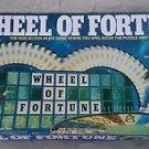 Vintage 1985 Wheel of Fortune Board Game Merv Griffin Enterprises Pressman