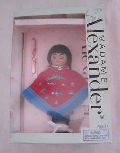 """NIB Madame Alexander Ugly Betty Hollywood Collection 8"""" Doll TV Show Guadalajara"""