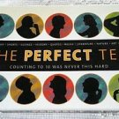 The Perfect Ten 10 Board Game University Games Trivia Counting 01860