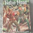 The Merry Adventures of Robin Hood by Howard Pyle Thrushwood Gossett & Dunlap