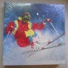 SPRINGBOK Jigsaw Puzzle DOWN HILL RUN New Sealed in Box (skiing) 20x20 pzl2434