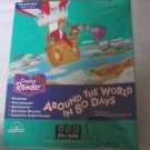 New Around the World in 80 Days EA Kids Creative Reader Computer Game CD Rom Mac
