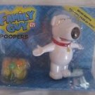 NIB Family Guy Jelly Bean Candy Pooper Brian Griffin As Seen On TV Pooping Toy