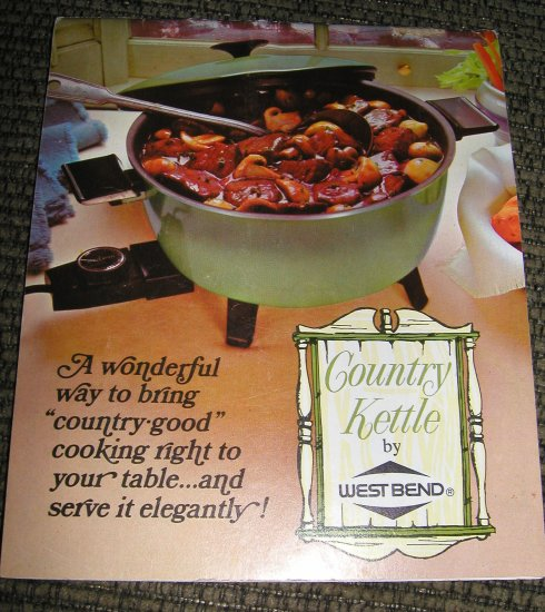 Country Kettle by West Bend