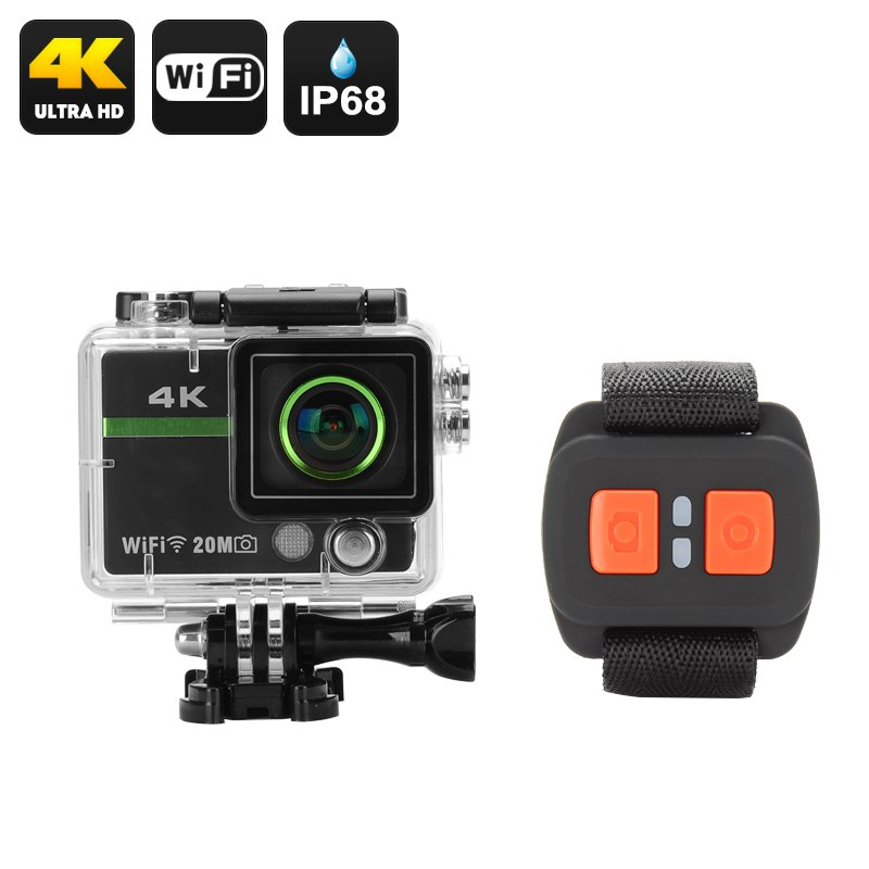 """Ultra HD 4K Action Camera """"Clarion"""""""