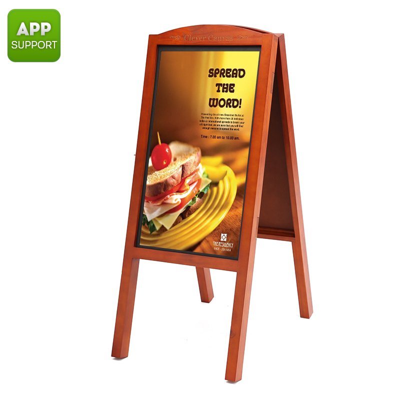27 Inch Full HD Sign - Android OS