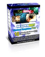 REAPERBOT Abstract Templates Pro 1