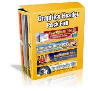 GRAPHICS HEADER PACK FULL