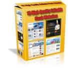 10 HIGH QUALITY EDITABLE FLASH WEBSITES