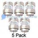 (5 Pack) PE300BF PE300BFA Excelitas Cermax 300W 14V Xenon Lamps