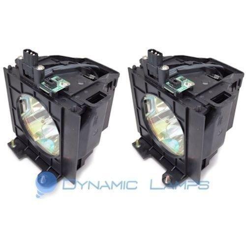 PT-D5700L Single Replacement Lamp for Panasonic Projectors ET-LAD57W