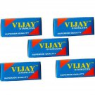 Good Quality Vijay Stainless Double Edge Razor Blades Pack Of 10