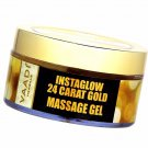 24 Carat Gold Massage Gel –Gold Dust & Grape Seed Extract 50GM