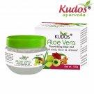 Kudos  ALoe Vera Norshing Hair Gel 100% Pure Natural Herbals - 100gm