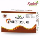 Kudos Cholesterol kit -100% Pure Natural Herbals
