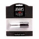 Herbal Kajal Kohl Eyeliner Jovees Triphla Almond Oil Natural Carbon And Herbs-3g