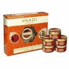 Vaadi Herbals Saffron Sandal Facial Kit 270GM -Free Shipping